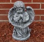 STONE ANGEL WINGS TOUCHING in Beavercreek, Ohio, near Dayton, OH