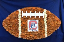 Our Unique Football Tribute in Beavercreek, Ohio, near Dayton, OH