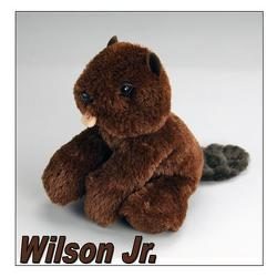 Stuffed Animal-Wilson Jr.  Beaver    in Beavercreek, Ohio, near Dayton, OH