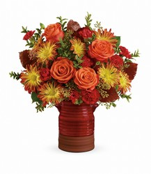Teleflora's Heirloom Crock Bouquet in Beavercreek, Ohio, near Dayton, OH
