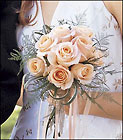 Peach Promise Bouquet in Beavercreek, Ohio, near Dayton, OH